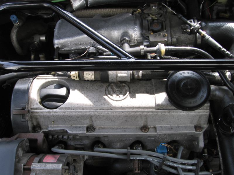 Costomers G60 with Stage III ported intake manifold installed
