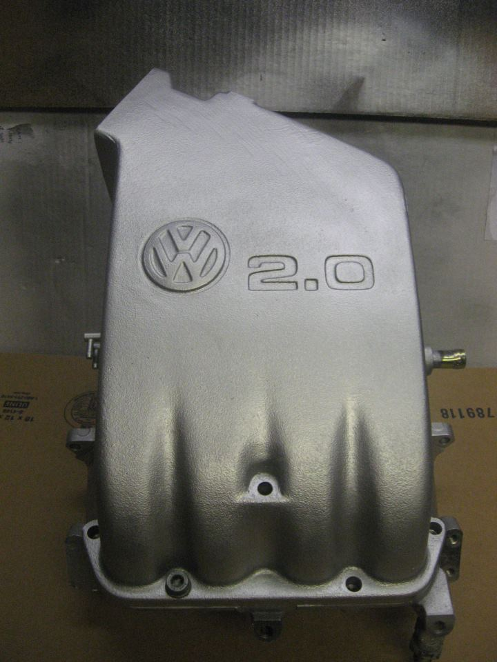 Performance Ported VW intake manifolds, dyno tested, time